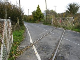 East Kent Light Railway line