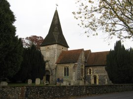 St Mary Church, Patrixbourne
