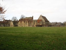 St Augustines Abbey