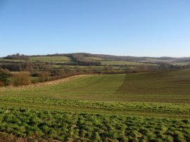 View over the Stour Valley