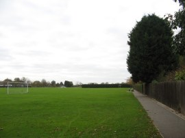 Playing fields, Tillingham