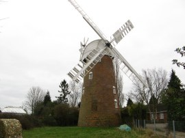 Stock Tower Mill