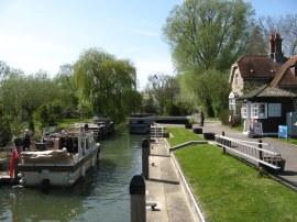 Shifford Lock