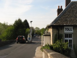 Swinford Bridge Toll Booth