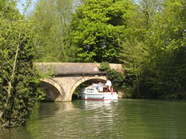 Godstow Bridge
