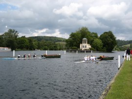 Rowers at Henley