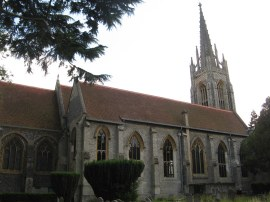 All Saints' Church, Marlow