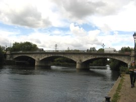 Staines Bridge