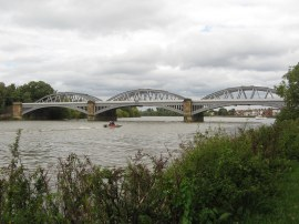 Barnes Railway Bridge