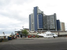 Battersea Heliport