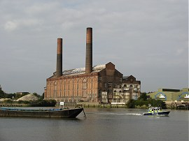 Lots Road Power Station