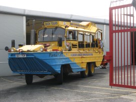 Duck Tours vehicle