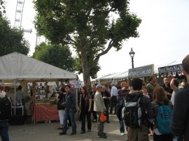 Food Festival on the South Bank