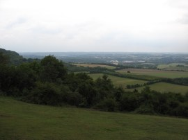 View from Bluebell Hill