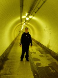 Thomas, Woolwich foot tunnel