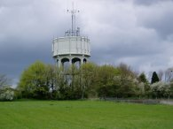 Water Tower, Therfield