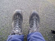 My new Scarpa ZG65 XCR boots