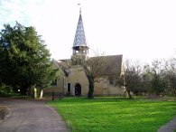 Stapleford Church