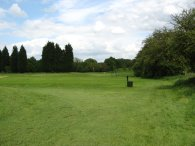 Harpenden golf course