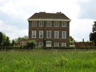 House by Harpenden golf course