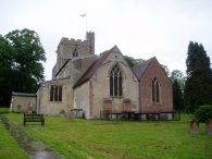 St John the Baptist church, Great Gaddesden