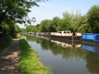 Grand Union Canal, nr Hemel Hempstead