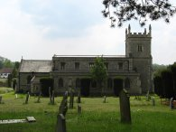 Bovingdon Church