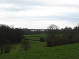 Ouse Valley Rail viaduct