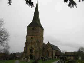 St Mary the Virgin, Hartfield