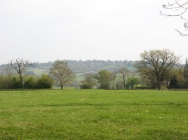 View towards Goudhurst