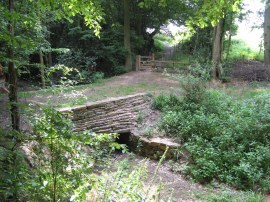 The Strawberry Wood Culvert