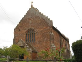 St John's Church, Small Hythe