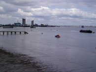 River Thames at Erith