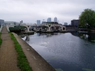 Approaching Bow Locks