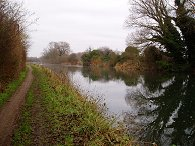 Lea Valley Walk Path