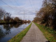 River Lea, nr Picketts Lock