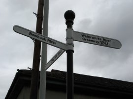 Rivers Signpost