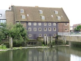 House Mill, Three Mills Island
