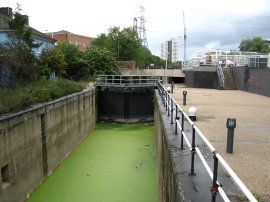 City Mill Lock