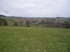View towards Alstonefield