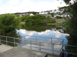 Royal Military Canal at Seabrook