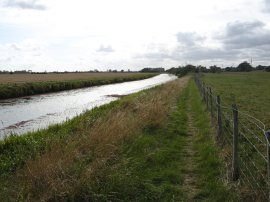 Royal Military Canal nr Ruckinge