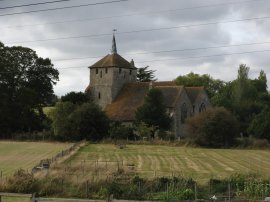 Church of St Mary Magdalene, Ruckinge