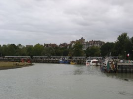 River Rother at Rye
