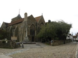 Church of St Mary the Virgin, Rye