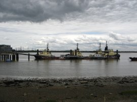 Gravesend Tugboats