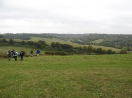 View from Nore Hill