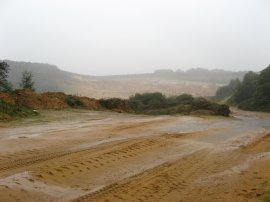 Moorhouse Sand Pit