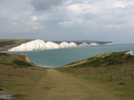 Seven Sisters from Seaford Head