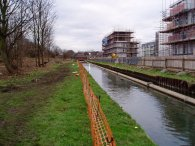 New River Path by Hornsey Waterworks